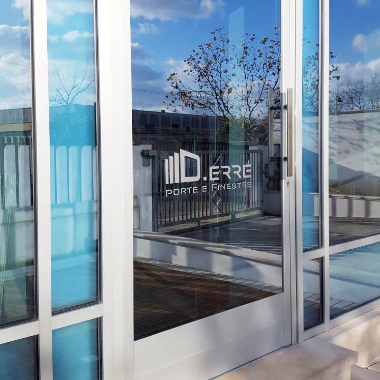 I nostri prodotti d erre porte e finestre presicce le - Finestre esterne in alluminio ...