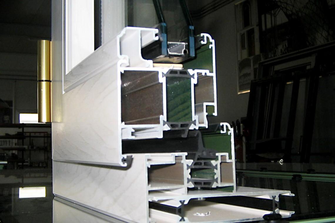 Alluminio taglio termico 1